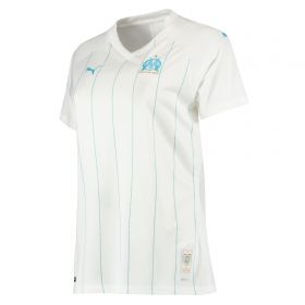 Olympique de Marseille Home Shirt 2019-20 - Womens