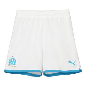Olympique de Marseille Home Shorts 2019-20 - Kids