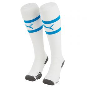 Olympique de Marseille Home Socks 2019-20 - Kids