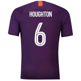 Manchester City Third Cup Vapor Match Shirt 2018-19 with Houghton 6 printing