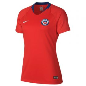 Chile Home Stadium Shirt 2019-20 - Women's