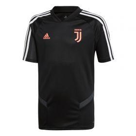 Juventus Training Jersey - Black - Kids