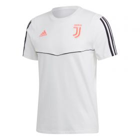 Juventus Training Tee - White
