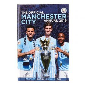 Manchester City 2019 Annual