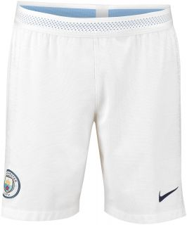 Manchester City Home Vapor Match Shorts 2018-19