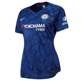 Chelsea Home Stadium Shirt 2019-20 - Womens with Kovacic 17 printing