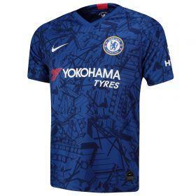 Chelsea Home Stadium Shirt 2019-20 with Kovacic 17 printing
