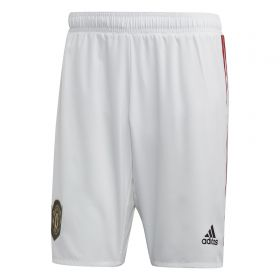 Manchester United Home Authentic Short 2019 - 20
