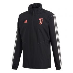 Juventus All Weather Jacket - Black