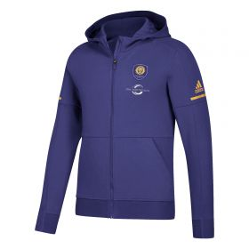 Orlando City SC Travel Jacket - Purple