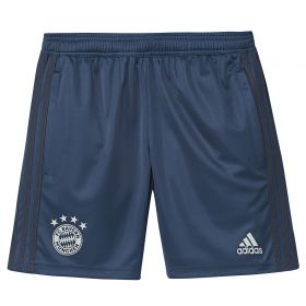 Bayern Munich Training Short - Navy - Kids
