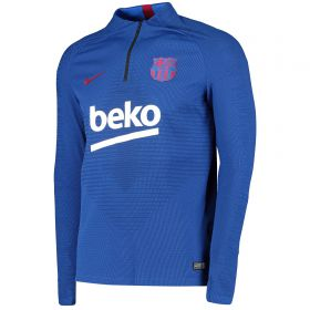 Barcelona Vaporknit Strike Training Drill Top - Blue