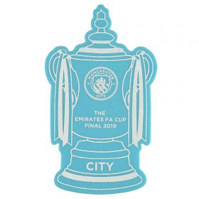 Manchester City FA Cup Final 2019 Foam Trophy