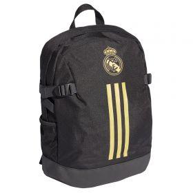 Real Madrid Back Pack - Black