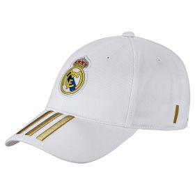 Real Madrid C40 Cap - White