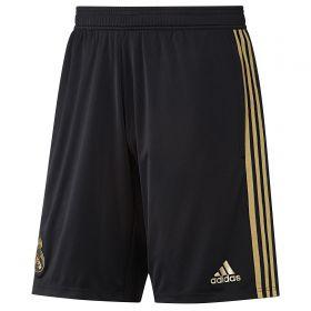 Real Madrid Training Short - Black