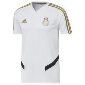 Real Madrid Training Jersey - White