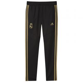 Real Madrid Training Pant - Black - Kids