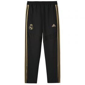 Real Madrid Training Woven Pants - Black - Kids