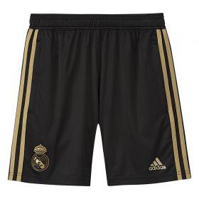 Real Madrid Training Short - Black - Kids