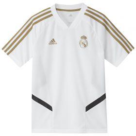 Real Madrid Training Jersey - White - Kids