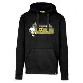 BVB & Snoopy Hoodie - Black - Kids