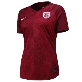 England Away Stadium Shirt 2019-20 - Women's