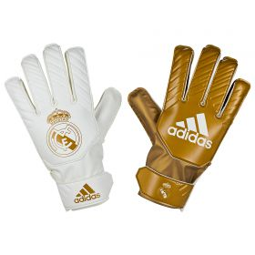Real Madrid Keepers Gloves