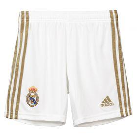 Real Madrid Home Shorts 2019 - 20 - Kids