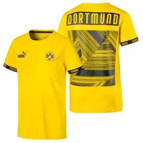 BVB Football Culture - T-Shirt - Yellow - Kids