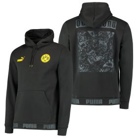 BVB Football Culture Hoody - Black