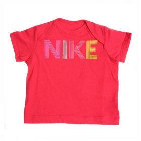Бебешка Тениска NIKE J SS Top Pink