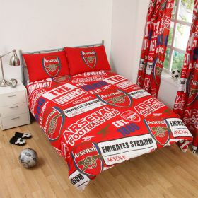Спално Бельо ARSENAL Double Duvet Set PT