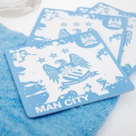 Комплект MANCHESTER CITY Mini Bar Set