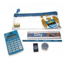 Ученически Пособия MANCHESTER CITY Exam Set