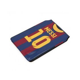 Калъф За Документи BARCELONA Travel Card Wallet Messi