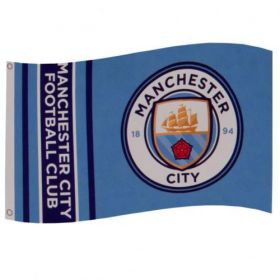 Знаме MANCHESTER CITY Flag WM