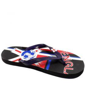 Дамски Джапанки Англия ENGLAND Flip Flops Euro 2016