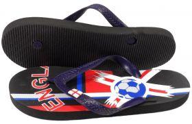 Детски Джапанки Англия ENGLAND Flip Flops Euro 2016