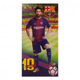 Кърпа BARCELONA Towel Messi