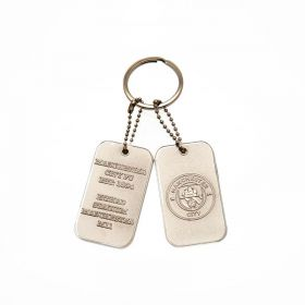 Ключодържател MANCHESTER CITY Tag Keyring