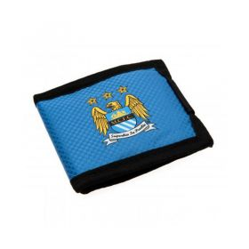Портмоне MANCHESTER CITY Nylon Wallet VC