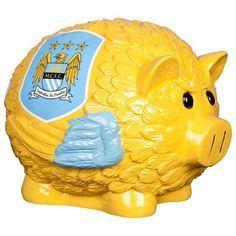 Касичка MANCHESTER CITY Wings Piggy Bank Big