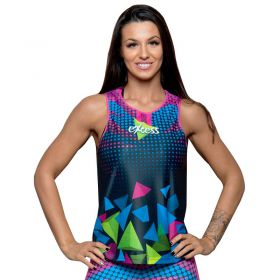 Дамски Потник EX FIT Training Top Fantasy