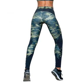 Дамски Клин EX FIT Legging Camouflage