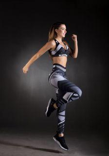 Дамски Клин EX FIT Legging Geometric