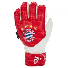 Bayern Munich Goalkeeper Gloves - Red