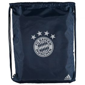 Bayern Munich Gym Bag - Navy