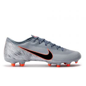Nike Vapor 12 Academy Firm Ground Football Boots - Grey