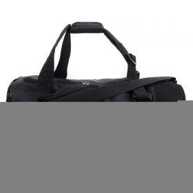Manchester United Duffle Bag Black